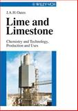 Lime and Limestone : Chemistry and Technology, Production and Uses, Oates, J. A. H., 3527295275