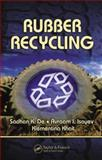 Rubber Recycling, Bassetti, W. H. C., 0849315271