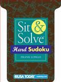 USA TODAY Sit and Solve Hard Sudoku, Frank Longo, 140277527X
