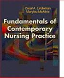 Fundamentals of Contemporary Nursing Practice, Lindeman, Carol A. and McAthie, Marylou, 072163527X