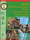 ACSM Health/Fitness Track Certification Study Guide, 2000, , 0781725275