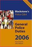 General Police Duties 2006 9780199285280