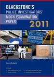 Blackstone's Police Investigators' Mock Examination Paper 2011 9780199595280