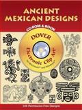 Ancient Mexican Designs, Dover Publications Inc. Staff, 0486995283