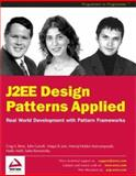J2EE Design Patterns Applied, Matjaz, Juric and Nashi, Nadia, 1861005288