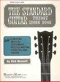 Standard Guitar Theory Workbook Puzzles Exercises Theory 9780793555284