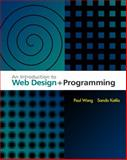 An Introduction to Web Design and Programming, Katila, Sanda and Wang, Paul S., 0534395287