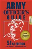 Army Officers Guide, Robert J. Dalessandro, 0811735281