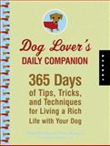 Dog Lover's Daily Companion, Wendy Nan Rees and Kristen Hampshire, 1592535283