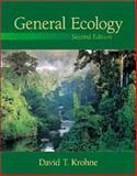 General Ecology, Krohne, David T., 0534375286