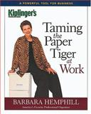 Taming Paper Tiger at Work, Hemphill, Barbara, 1419505289