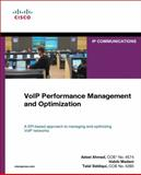 VoIP Performance Management and Optimization, Ahmed, Adeel and Madani, Habib, 1587055287