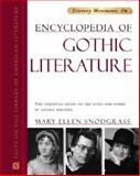 Facts on File Encyclopedia of Gothic Literature, Snodgrass, Mary Ellen, 0816055289
