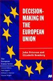 Decision-Making in the European Union, Peterson, John and Bomberg, Elizabeth E., 0312225296