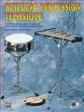 Building Percussion Technique, Feldstein, Sandy, 0769235298
