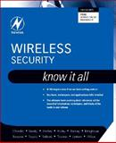 Wireless Security, Chandra, Praphul and Bensky, Alan, 1856175294