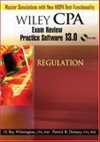 Wiley CPA Examination Review Practice Software 13. 0 Reg, Delaney, CPA, PhD, Patrick R and Whittington, CPA, PhD, ORay, 0470135298