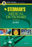 Medical Dictionary for PDA, Stedman's, 0781785294