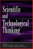 Scientific and Technological Thinking, , 0805845291