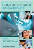 Clinical Research in Oral Health, , 0813815290