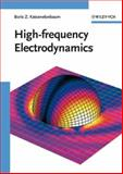 High-Frequency Electrodynamics, Katsenelenbaum, Boris Z., 3527405291