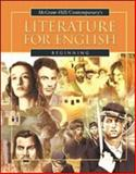 Literature for English, Beginning Student Text 9780072565300
