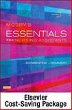 Mosby's Essentials for Nursing Assistants - Text, Workbook and Mosby's Nursing Assistant Video Skills: Student Online Version 3. 0 (User Guide and Access Code) Package, Sorrentino, Sheila A. and Mosby, 0323265308
