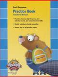 Reading Street Practice Book Teacher's Manual, Grade 1. 1, Scott Foresman, 0328145300