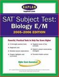 SAT Subject Tests, Kaplan Publishing Staff, 0743265300