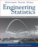Engineering Statistics, Montgomery, Douglas C. and Runger, George C., 0470905301