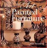 The Art of Painted Furniture, Anita Rosenberg, 1402725302
