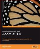 Building Websites with Joomla! 1. 5, Graf, Hagen, 184719530X
