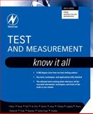 Test and Measurement, Wilson, Jon S. and Ball, Stuart, 1856175308