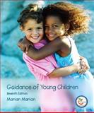 Guidance of Young Children, Marion, Marian, 0131545302