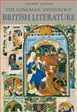 The Longman Anthology of British Literature, Volume 1A : The Middle Ages, Damrosch, David and Baswell, Christopher, 0205655300