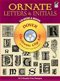 Ornate Letters and Initials, Dover Staff, 0486995305