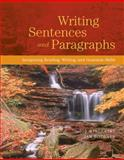 Writing Sentences and Paragraphs : Integrating Reading, Writing, and Grammar Skills, Wingersky, Joy and Boerner, Jan, 0155085301
