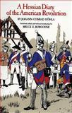 Hessian Diary of the American Revolution, Döhla, Johann Conrad, 0806125306