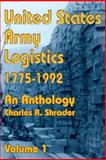 United States Army Logistics, 1775-1992, , 0898755301