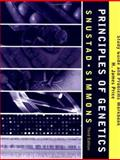 Study Guide to Accompany Principles of Genetics, Snustad, D. Peter and Simmons, Michael J., 0471265306