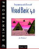 Programming with Microsoft Visual Basic 4.0 for Windows, Zak, Diane, 076003530X