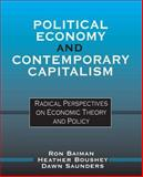 Political Economy and Contemporary Capitalism 9780765605306