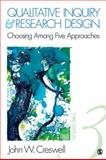 Qualitative Inquiry and Research Design : Choosing among Five Approaches, Creswell, John W., 1412995302
