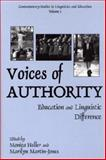 Voices of Authority 9781567505306