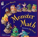 Monster Math, Anne Miranda, 0152165304