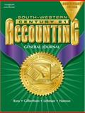 Century 21 General Journal Accounting : Introductory Course, Chapters 1-17, Ross, Kenton E. and Gilbertson, Claudia B., 0538435305