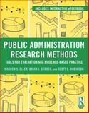 Research Methods for Evidence-Based Public Management 0th Edition
