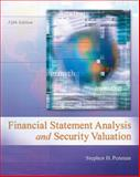 Financial Statement Analysis and Security Valuation, Penman, Stephen, 0078025311