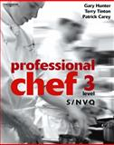The Professional Chef : Level 3, Westminster College Staff and Carey, Patrick, 184480531X