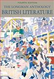The Longman Anthology of British Literature 4th Edition